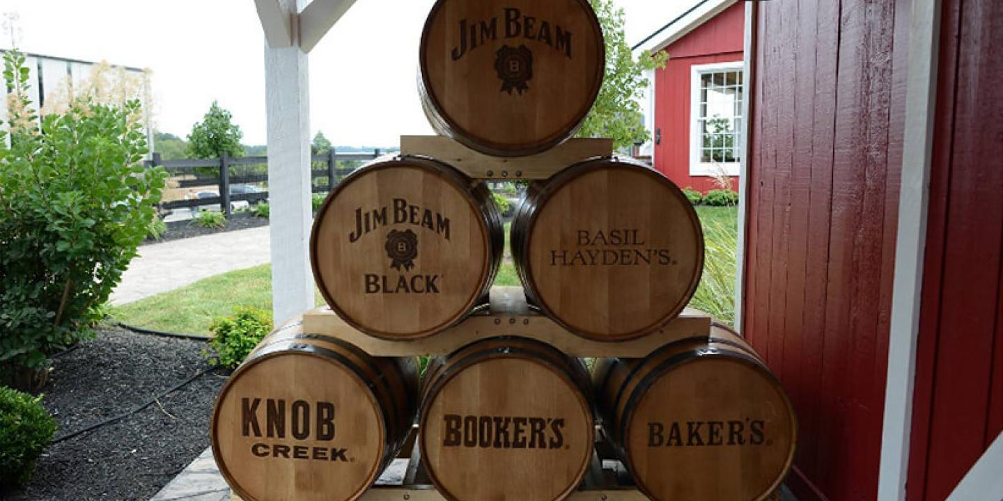 Jim Beam American Stillhouse, Clermont, KY