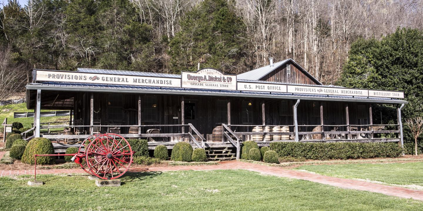 George Dickel Distillery, Tullahoma, TN