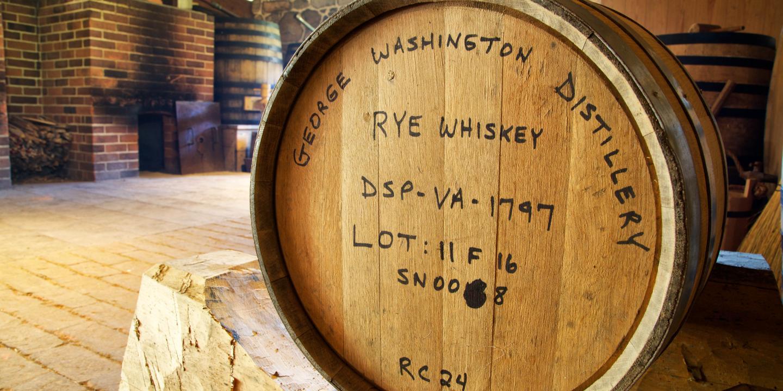 George Washington's Distillery, Alexandria, VA