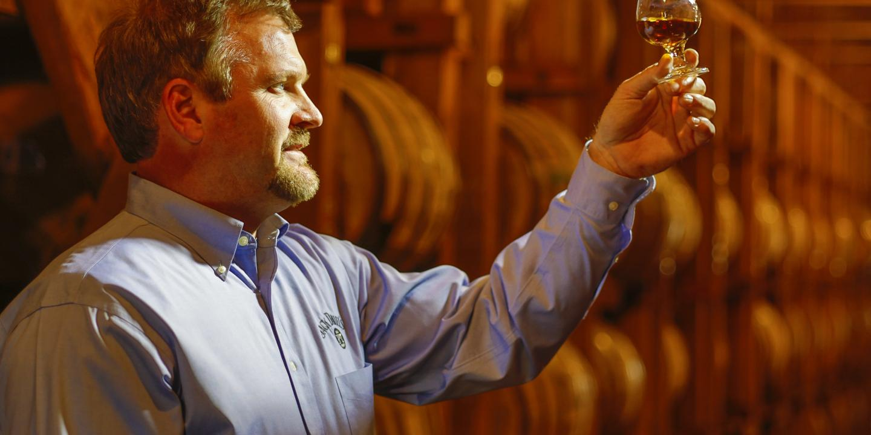 Jack Daniel's Master Distiller Jeff Arnett