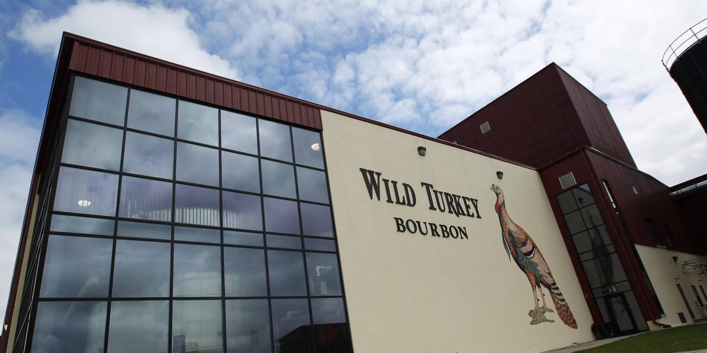 Wild Turkey Distillery, Lawrenceburg, KY