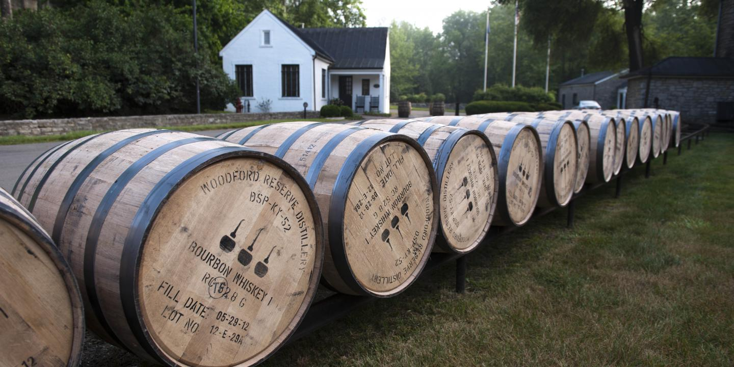 Woodford Reserve Distillery, Versailles, KY